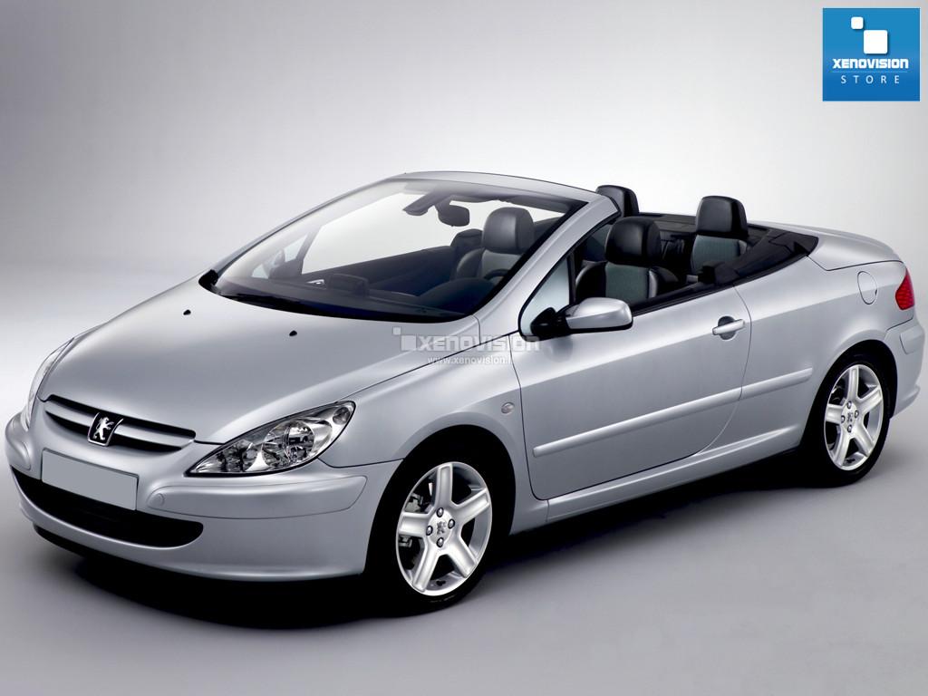 Kit Xenon Peugeot 307 CC - fino a 05/2005 - Xenon 35W e Led - 6000k