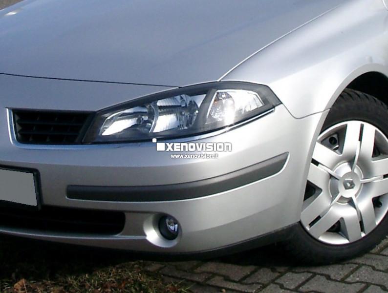 Kit Xenon Renault Laguna II - 2001 a 2007 - Xenon 35W e Luci Posizione - 6000k