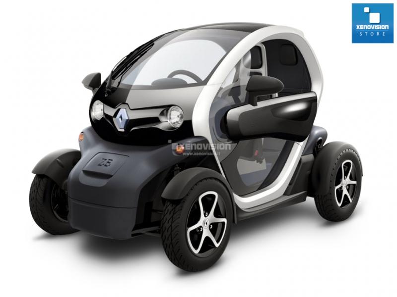 Kit Xenon Renault Twizy - 2011 in poi - BiXenon 35W - 6000k