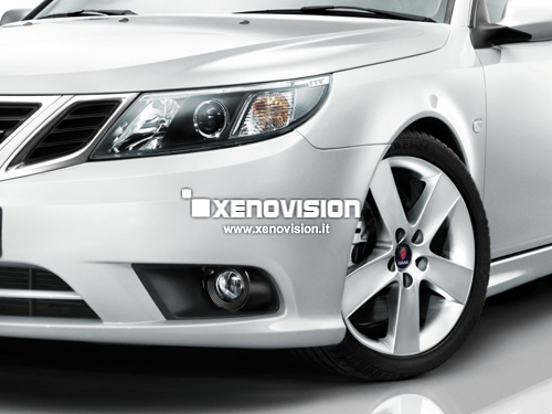 Kit Xenon Saab 9-3 - dal 2008 in poi - Xenon 35W e Posizione - 6000k