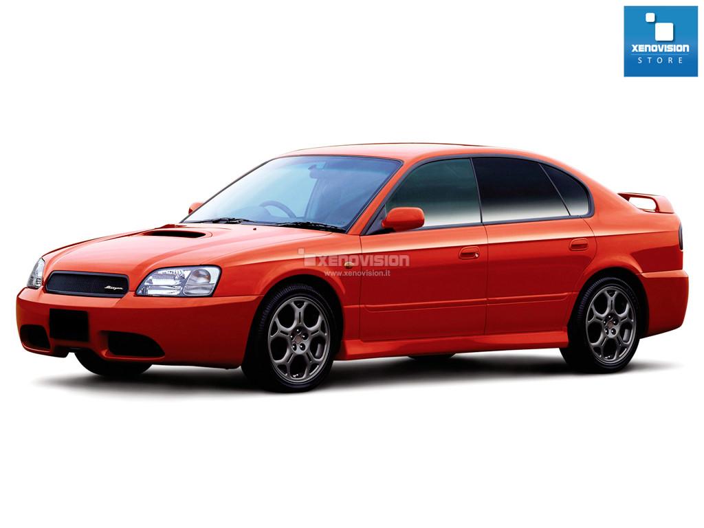 Kit Xenon Subaru Legacy - 1998 al 2003 - Xenon 35W - 5300k