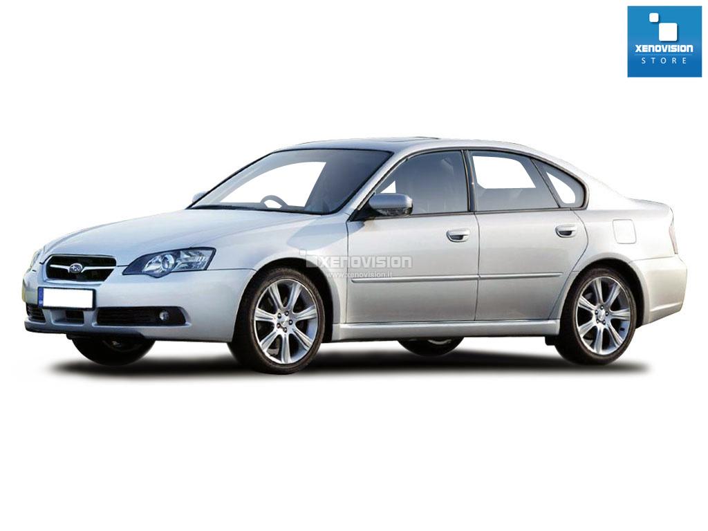 Kit Xenon Subaru Legacy - 2003 al 2009 - Xenon 35W - 6100k