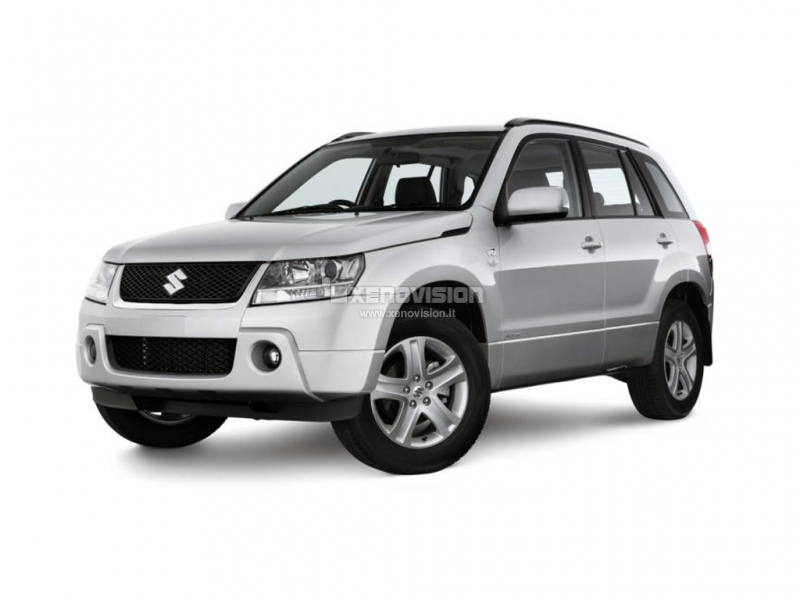 Kit Xenon Suzuki Grand Vitara - 2006 in poi - Xenon 35W - 6000k