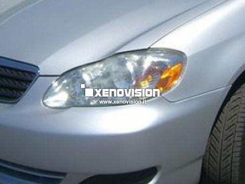 Kit Xenon Toyota Corolla - 2004 e 2005 - Xenon 35W e Led Posizione - 6000k