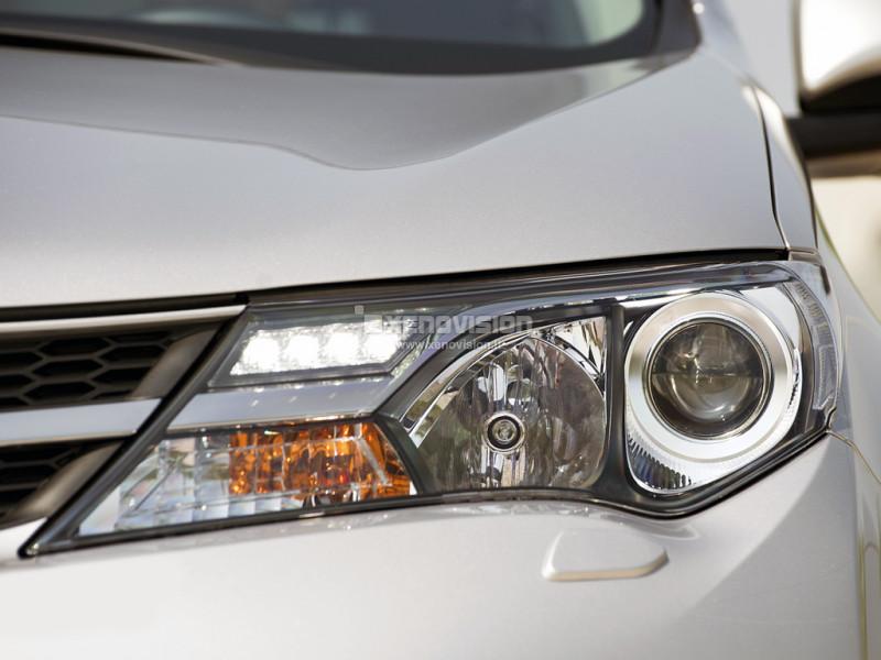 Kit Xenon Toyota RAV4 - 2013 in poi - Xenon 35W - 5000k
