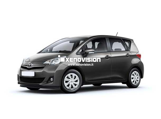 Kit Xenon Toyota Verso - 2009 in poi - Xenon 35W e Luci Posizione - 6000k