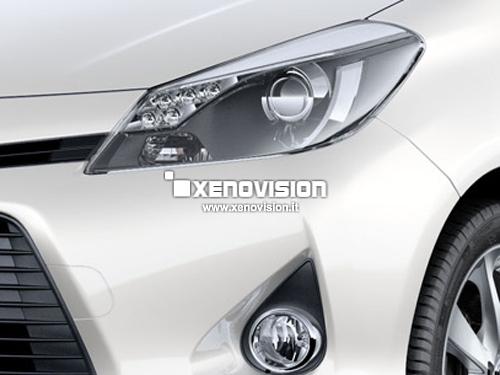 Kit Xenon Toyota Yaris e Hybrid - Lenticolare - 2013 in poi - 35W 5000k