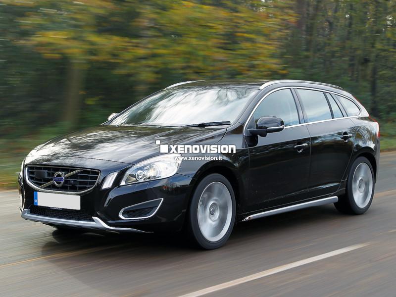 Kit Xenon Volvo V60 - 2010 al 2013 - Xenon 35W - 6100k