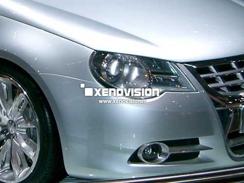 Kit Xenon VW Eos - 2006 in poi - Xenon 35W e Led Posizione - 6000k