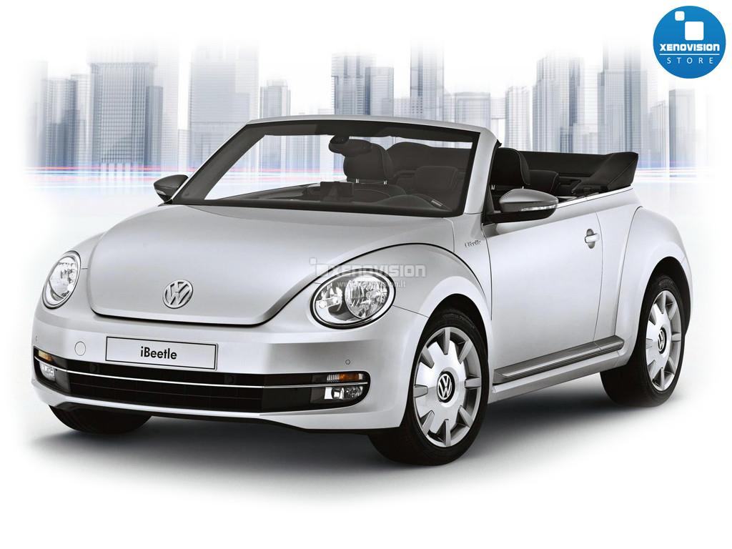 Kit Xenon VW New Beetle - H4 - 2012 in poi - BiXenon 35W - 6100k