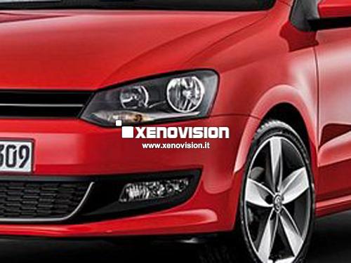 Kit Xenon VW Polo 6R - Comfortline - Xenon 35W e Posizione - 6000K