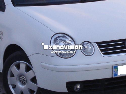 Kit Xenon VW Polo 9N - 2002 al 2005 - Xenon 35W e Posizione - 6000k