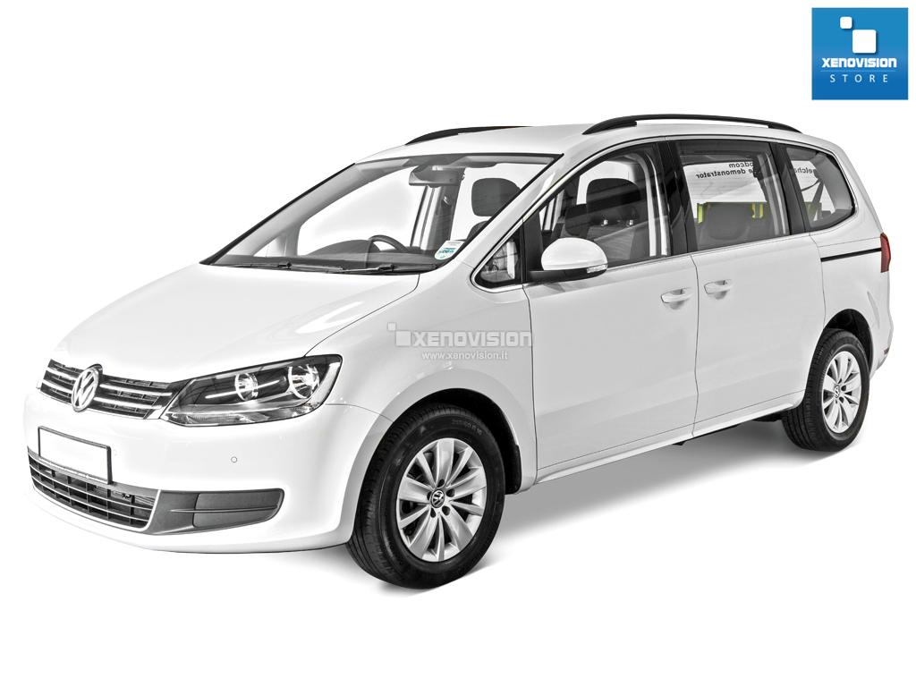 Kit Xenon VW Sharan - 2010 in poi - Xenon 35W e Led Posizione - 6100k