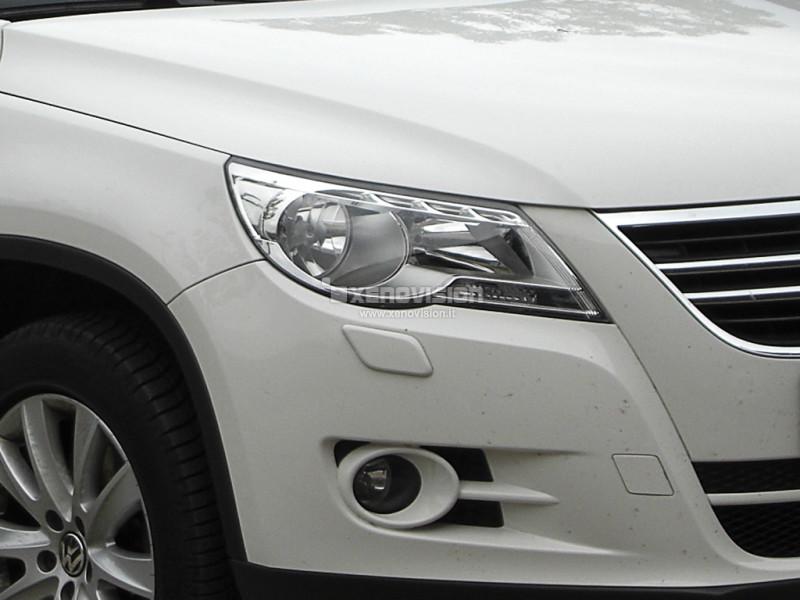 Kit Xenon VW Tiguan - 2007 in poi - Xenon 35W e Posizione - 6000k