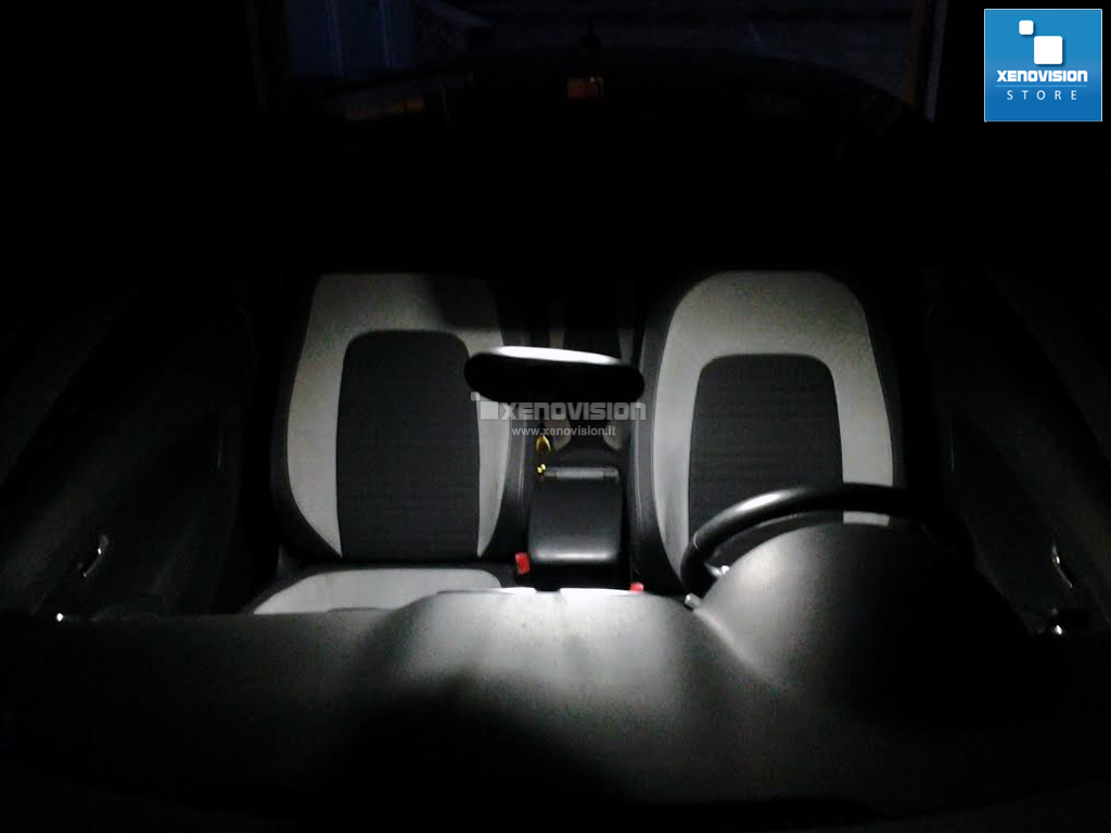 Led Luci Cortesia Soffitto VW Golf 5 6 Plus Passat - 800Lumen 6000k