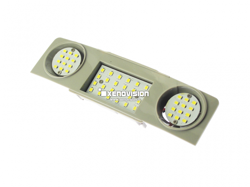 Led Luci Cortesia Soffitto VW Scirocco Tiguan Touran Sharan 800Lm 6000k
